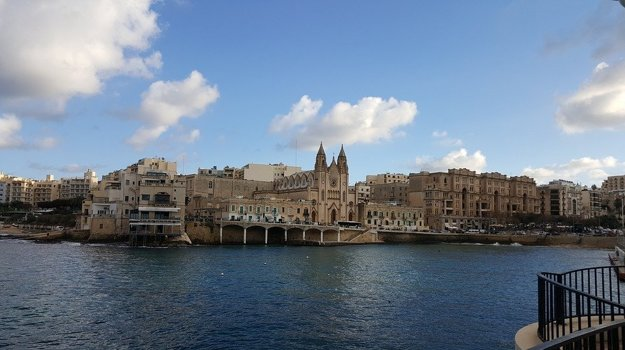 Ostrov Malta.