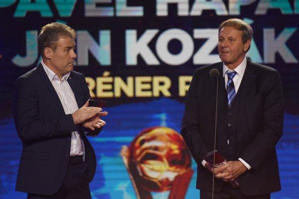 Pavel Hapal a Ján Kozák