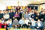 Nohejbalová rodina ukončila siedmy ročník Zlatomoravskej ligy.