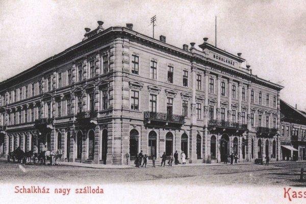 Hotel Schalkház.