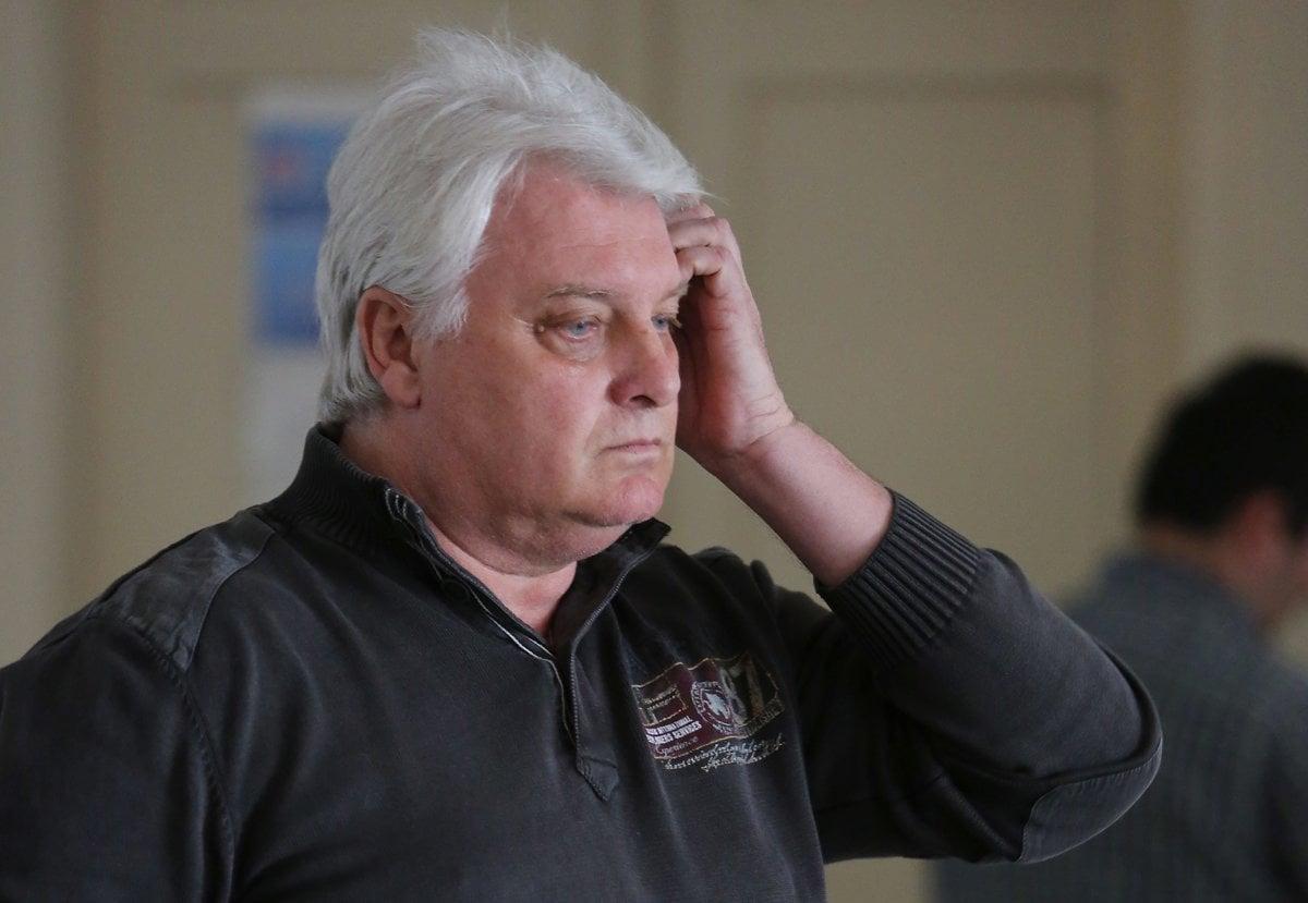 5a0d1592a Polícia vyhlásila pátranie po odsúdenom Viliamovi Mišenkovi - SME