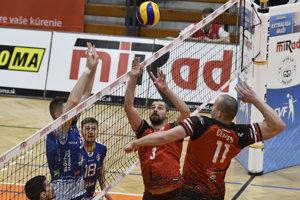 Opäť nevyhral domáci tím. VPrešove sa tešila Nitra atak séria pokračuje.