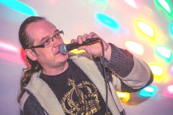 Ľuboslav Sýkora pôsobil najmä v Martine známy ako DJ Syky.