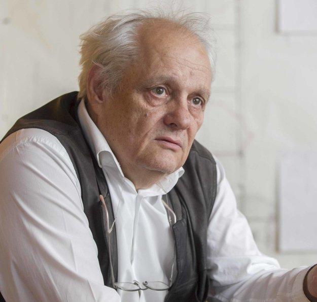 Architekt Martin Kusý tvorí autorskú dvojicu s Pavlom Paňákom, spolu stoja za novostavbou Slovenského národného divadla aj Národnej banky v Bratislave.