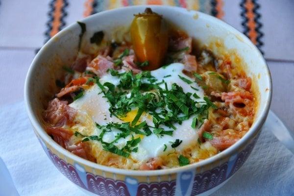 Bulharské jedlo gjuveč