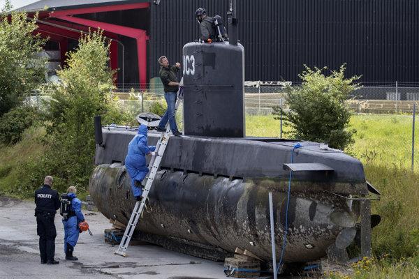 Ponorka Nautilus mala byť miestom činu.