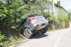 Do minuloročnej štatistiky dopravných nehôd, pri ktorej vodič pred jazdou pil alkohol, patrí aj táto.