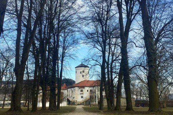Park spolu s hradom je od roku 1963 národnou kultúrnou pamiatkou.