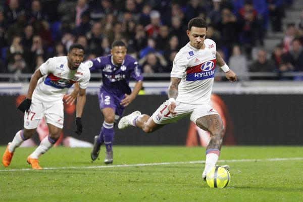 Hráči Olympique Lyon.