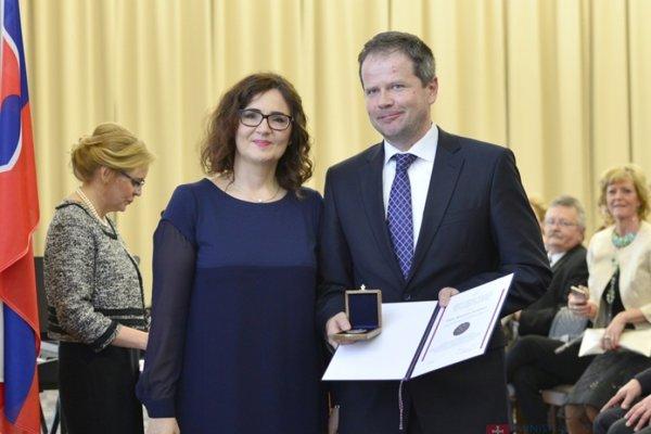 Roman Králik sministerkou.