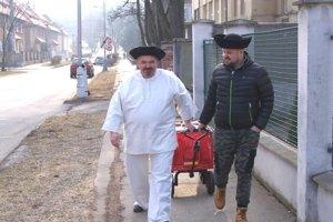 Cestu do Priekopy s Jano Cígerom absolvoval aj markizák Marian Lechan.