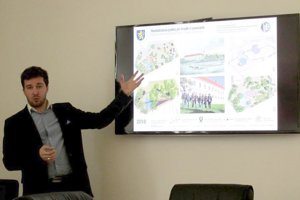 Študentské návrhy prezentovali v polovici marca na MsÚ v Leviciach.