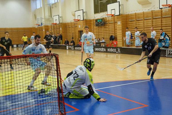 Akademici dosnívali sen o košickom finále vďaka Záhorskej Bystrici.
