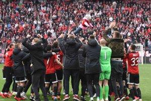 Spartak Trnava oslavuje dôležitý triumf.