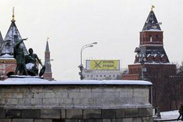Kremeľ.