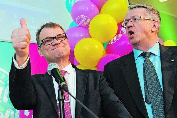 V parlamentných voľbách vo Fínsku vyhrala Strana stredu. Tá teraz musí zostaviť koalíciu troch strán.