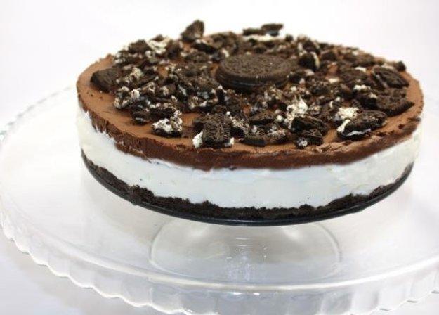 Oreo torta s tvarohom