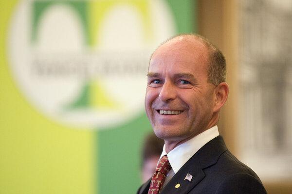 Nemecký miliardár a šéf Tengelmann Group Karl-Erivan Haub.