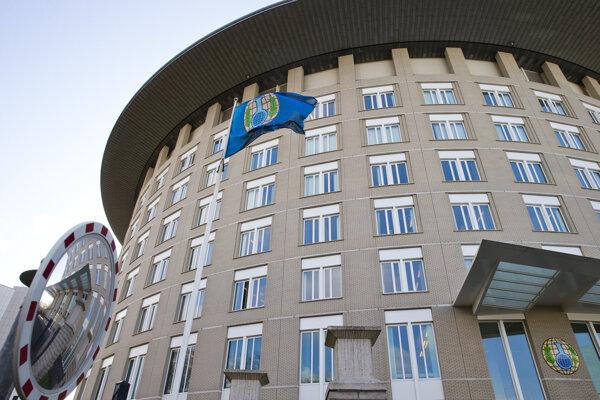 Sídlo Organizácie pre zákaz chemických zbraní v Haagu.