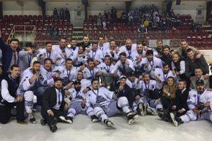 UMB je majstrom univerzitnej ligy EUHL.