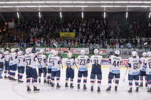 Nitra skončila v semifinále. Hladko ju vyradila Banská Bystrica.