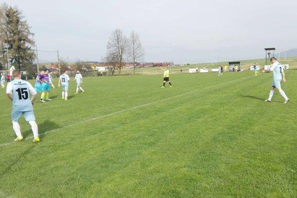 Iľanovo bolo v P. Ľupči lepšie, no vyhralo len o gól.