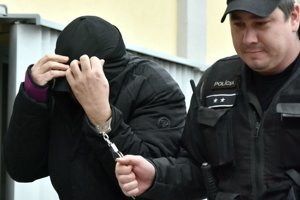 Sebastiano Vadala na trebišovskom súde.