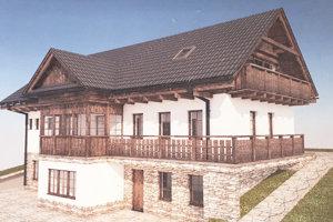 Zhruba takto nejako by malo vyzerať európske centrum gajdošskej kultúry.