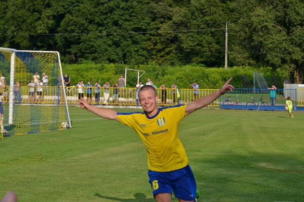 Hrdinom zápasu bol Jakub Ďuriček.