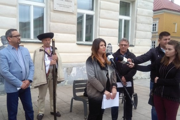 V Martine predstavili výzvu Slovensko nie je len Bratislava.