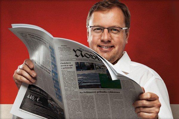 Skrytý kandidát s podporou Smeru Radoslav Števčík.