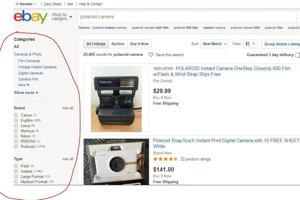 V ľavej strane pri výsledkoch hľadania sa vám zobrazí menu pomocou ktorého si môžete výsledky filtrovať na základe ceny, miesta predajcu, značky či spôsobu nákupu.