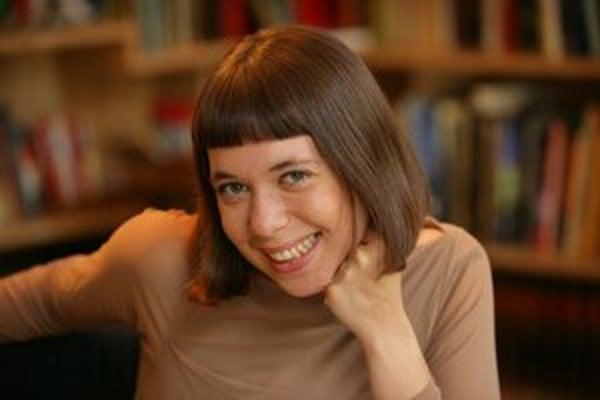 Svetlana Žuchová.
