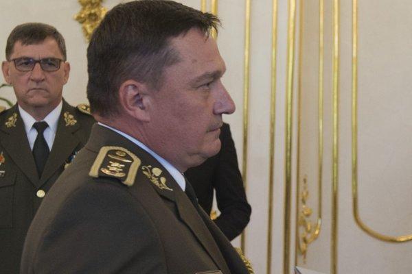 Brigádny generál Daniel Zmeko.