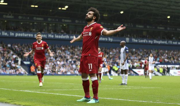 Mohamed Salah svojim gólmi prekonal rekord ligy.