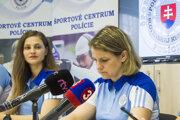 Danka Barteková a Zuzana Rehák Štefečeková.