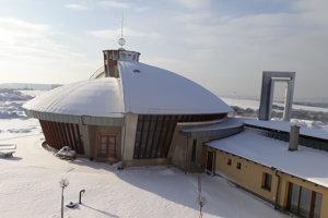 Kostol svätej Rity postavili pri Kláštore svätého Augustína v Košiciach.