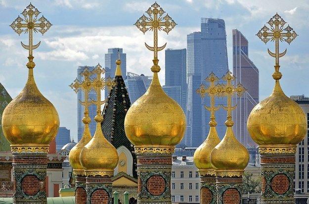 Moskva, Rusko.