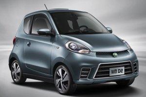 Čínska automobilka Zhi Dou vyrába aj elektromobily.