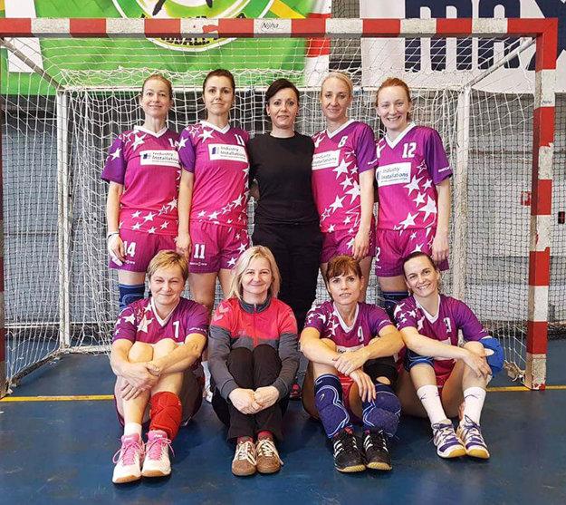 Víťazný tím ŠK Elite Nitra.
