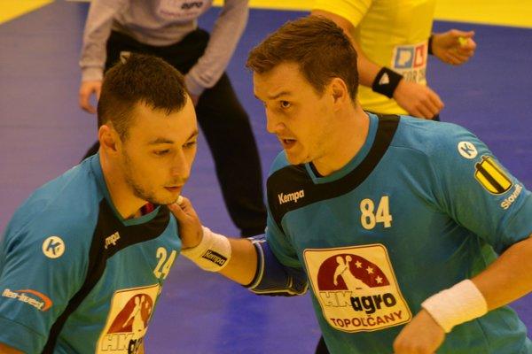 Zľava Branislav Cigáň a Erik Žilinčík.