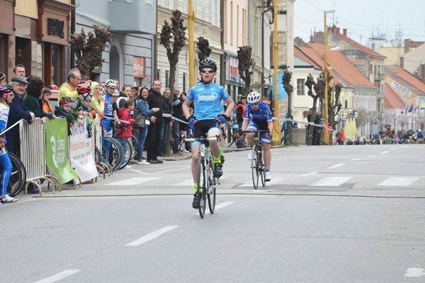 Adam Mrocek (CK Dohňany) vyhral kritérium v Trnave.