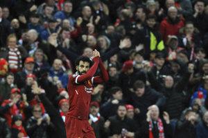 Mohamed Salah skóroval proti svojmu bývalému klubu.