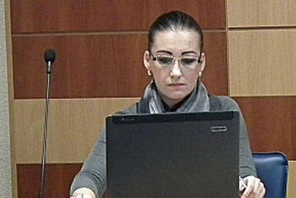Katarína Mináriková informovala očiastkovej kontrole.