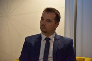 Richard Staškovan – riaditeľ Integrovaného dopravného systému Žilinského kraja.