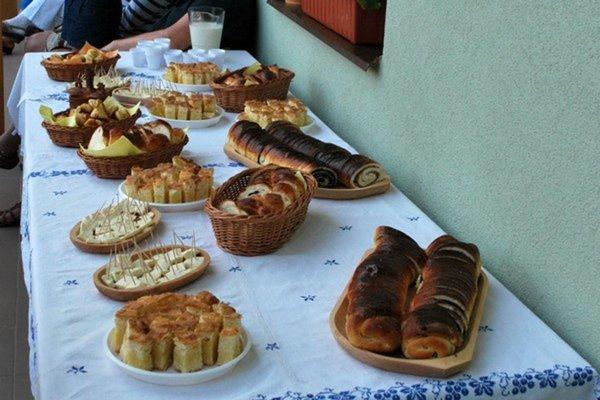 Recepty na koláče si gemerské gazdiné odovzdávajú z generácie nageneráciu.