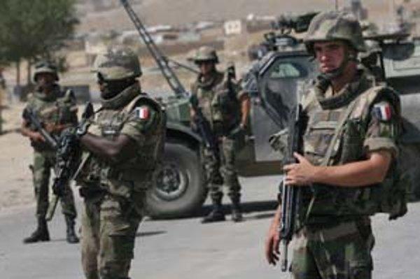 Európania z afganskej misie svojich vojakov nie sú práve nadšení.