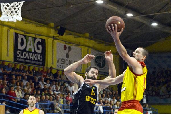 Stanislav Baldovský (vpravo) sa po troch rokoch v Košiciach dočkal finále.