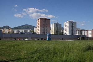 Sídlisko Košúty v Martine.