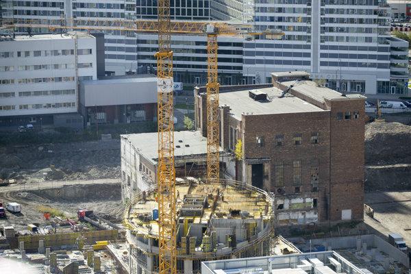 Na mieste blízko centra Bratislavy má vyrásť komplex Sky Park, ktorý navrhovala dnes už zosnulá architektka Zaha Hadid.